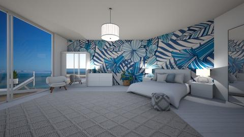 Beach Appartment - Modern - Bedroom  - by kimrmcf