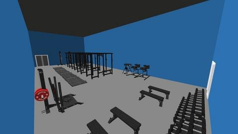 WR Weight Room1 - by rogue_8cbced3e263b9001ef8f5827b4c8e