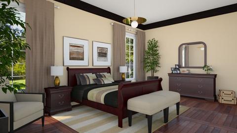 Bedroom 2021 - Bedroom  - by Tzed Design