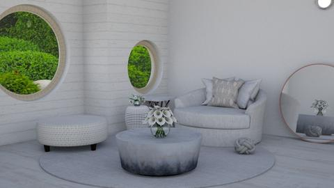 little swet corner - Living room  - by Moonpearl