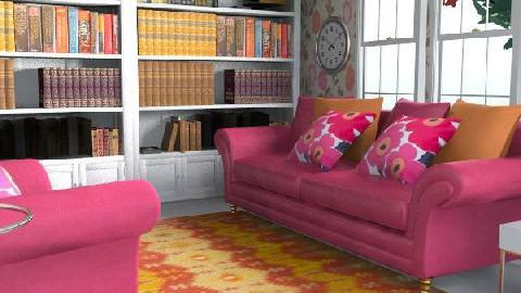 study room - Classic - by roshni