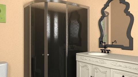 MyBathroom - Glamour - Bathroom  - by joyousbeth