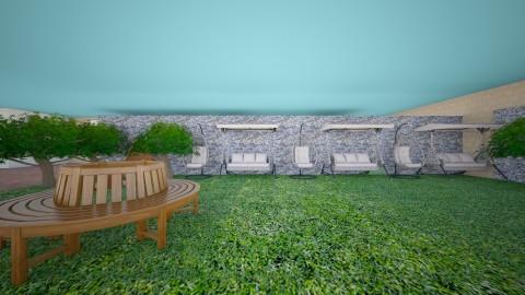 jardin - Classic - Garden  - by Victoria Morad