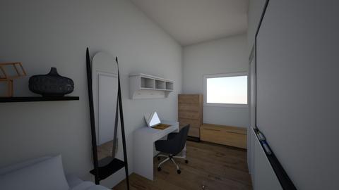 h - Bedroom  - by aviking55555
