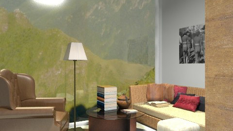 browroomdecor - Rustic - Office  - by sahfs