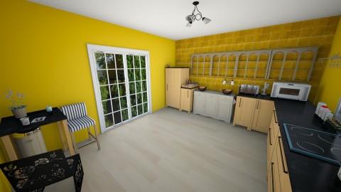 Vintage Kitchen - Vintage - Kitchen  - by Euthymia