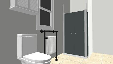 Mom Bath 3 - Vintage - Bathroom  - by kwreiter