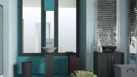 Merina - Eclectic - Bathroom  - by SariJo