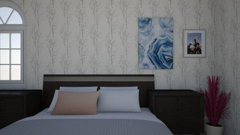 bedroom - Bedroom - by mokenns20