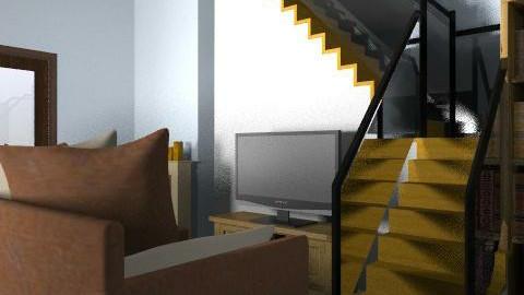 bnm - Modern - Bedroom - by xbethx07