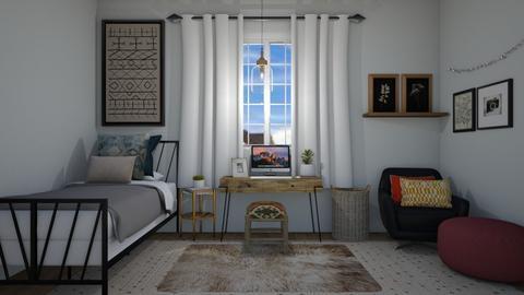qwertyuiop - Bedroom - by thomanjenna