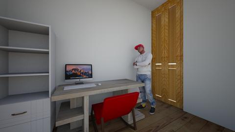 camera ettore  - Modern - Bedroom  - by ertifan