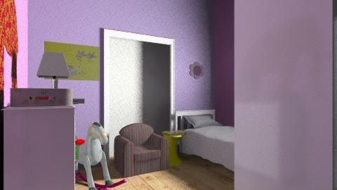 Little space - Classic - Kids room  - by ruevanaa