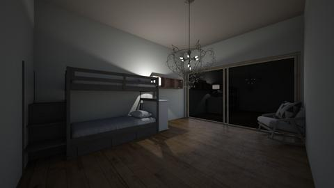 Zzzz Night time - Modern - Kids room  - by roomaker334