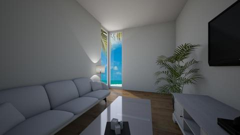 Living Room Entry - Living room  - by SaraL4472