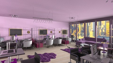 inerior design office - Modern - Office  - by lamzoi