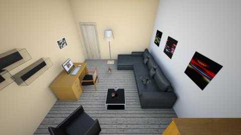 m - Bedroom - by Lanaa