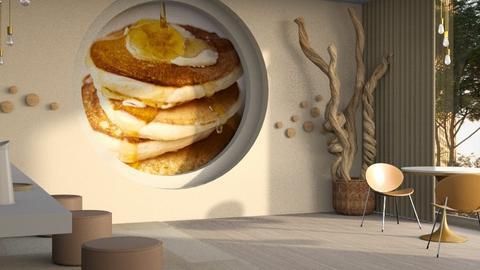 Pancakes - by CatsFurLife