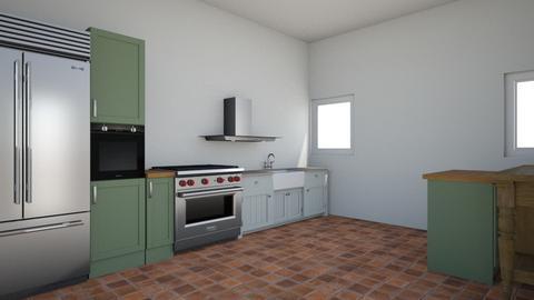 cucina - Kitchen  - by annamassi