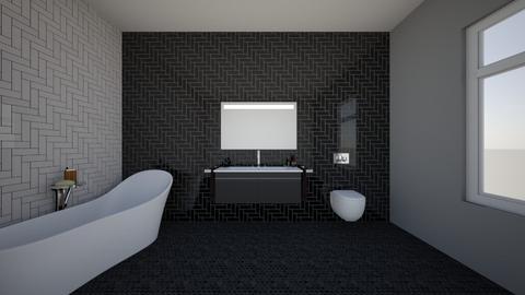 MURAT - Bathroom - by hmuratdilek