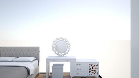 Bedroom2 - Classic - Bedroom  - by olakuchta2323