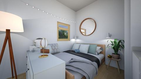 bedroom - Minimal - Bedroom - by Annika2005xx