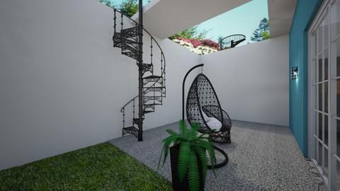 NOVELA - Living room  - by Amairany Peralta