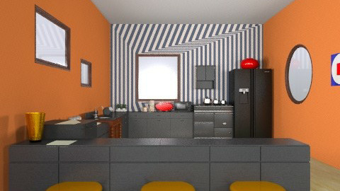 Kitchen - Eclectic - Kitchen  - by Danielle Sewell