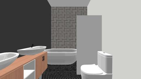 Bathroom 3 - Modern - Bathroom - by Anamc20