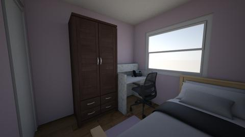 firstborn - Bedroom  - by marcosdimoraes