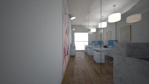 Oficina - Office  - by Natibenitez
