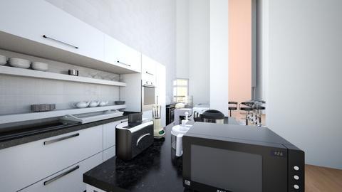 02112020_Kitchen - Modern - by Everybodyloveskm