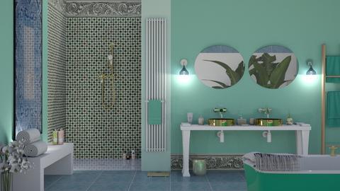 M_ PMB - Bathroom  - by milyca8