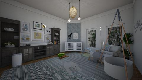 Andersons Nursery - Bedroom - by Taylund13