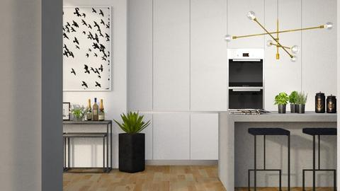 simplistic - Modern - Kitchen - by MiaM