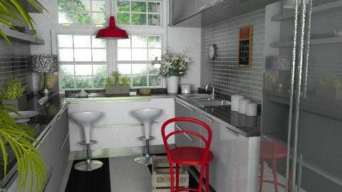 Urban kitchen - Modern - Kitchen  - by du321