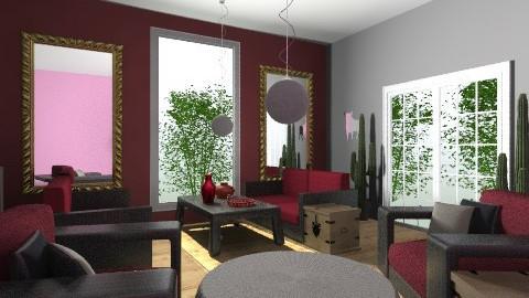 mxcn - Rustic - Living room  - by decorj