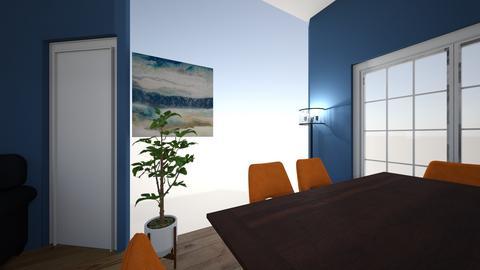 Livingroom - by JenMilne