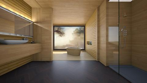 2021 Interior - Bathroom  - by ElleP