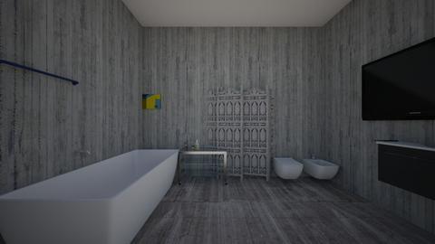 idk - Bathroom  - by rey_rosel