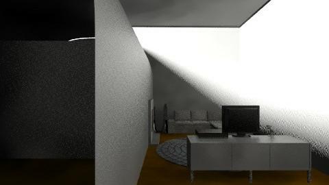 Nice house - Retro - Living room  - by cw8003