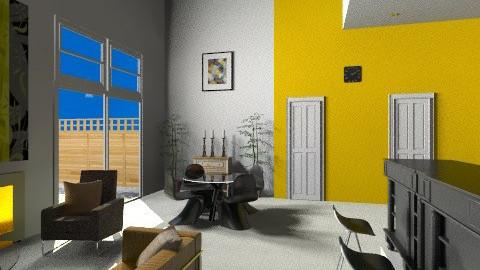 DLiving - Modern - Living room - by vanette