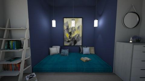 floor bed 1 - Classic - Bedroom - by newyork4everloved