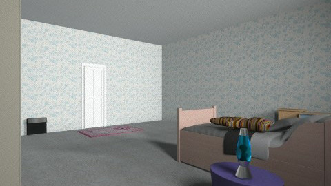 chic room - Feminine - Kids room - by rockingeni