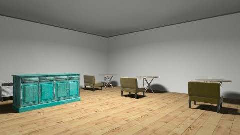 ranchoZocalo - Minimal - Dining room - by Kelsey Rose