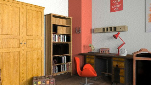 le fashione - Rustic - Office  - by alepa