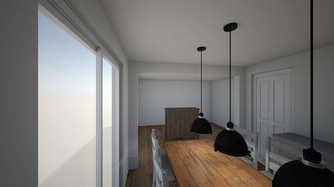46JC Kitechen Diner - Kitchen - by MarkyMarc46