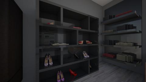 cuarto de evelyn - Modern - Bedroom  - by Ch1avez