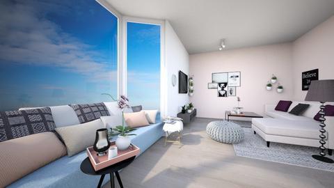 Modern Living room - by fleurhvl