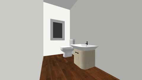 Ackerly 1st Floor Bath - Bathroom  - by Ruzhka